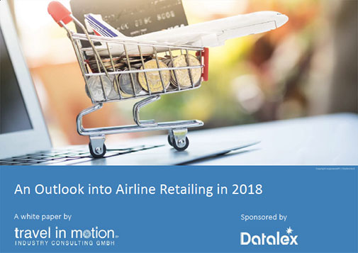 An outlook into airline retailing in 2018