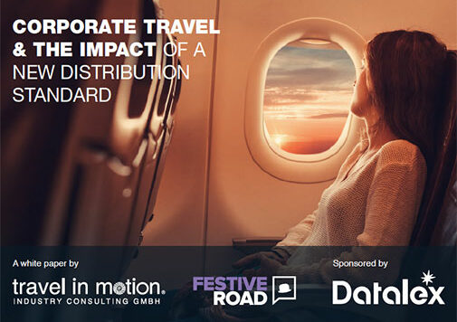 Corporate travel and the impact of a new distribution standard - white paper