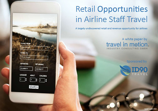 Retail oportunities in airline staff travel - white paper